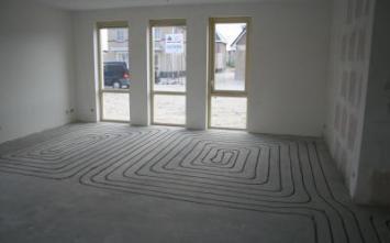 Vloerverwarming amsterdam.nl -